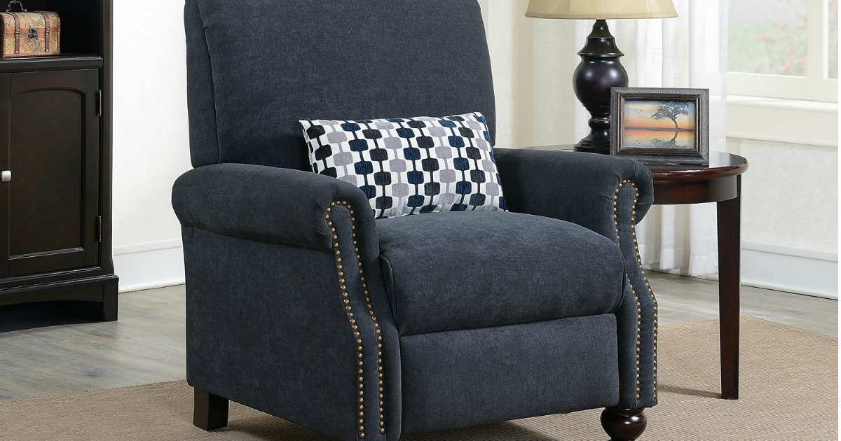 Sam S Club Deal Push Back Recliner Just 199 98 Shipped