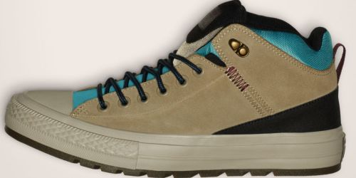 Converse Fastbreak Mountaineer Leather Mid Only $38 Shipped (Regularly $80)