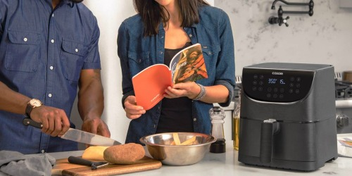 Large Digital Air Fryer Only $79.99 Shipped from Amazon – Awesome Reviews