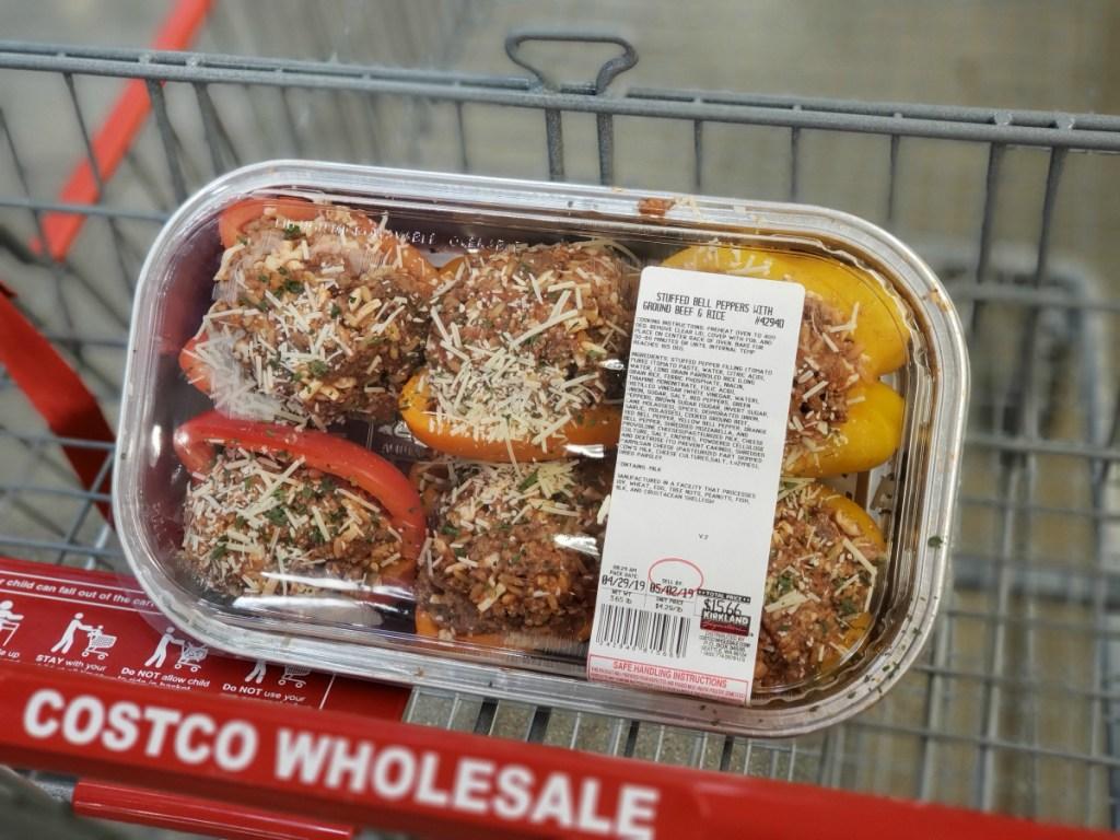 Costco stuffed bell peppers