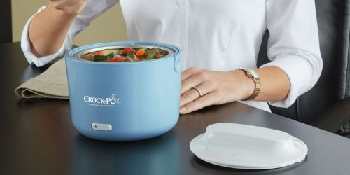 Crock-Pot Deluxe Edition 24-Ounce Lunch Crock Food Warmer as Low as $19.99 Each Shipped