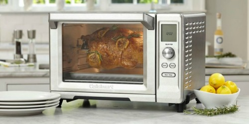 Cuisinart Rotisserie Convection Toaster Oven Only $99.99 Shipped (Regularly $200)