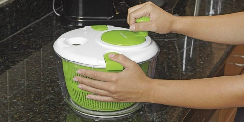 Cuisinart Salad Spinner Only $11 – Awesome Reviews