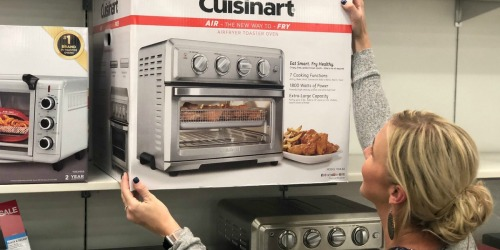 Cuisinart Air Fryer Toaster Oven as Low as $113.99 Shipped + Get $20 Kohl's Cash