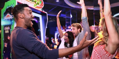 Dave & Buster's All-Day Gaming Package for TWO Just $20 (Regularly $70)