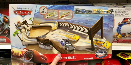 Disney Pixar Cars Fireball Beach Racers Playset Only $14.99 at Target (Regularly $25) & More