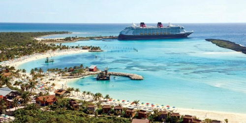 Disney 3-Night Bahamas Cruise as Low as $648 Per Person (+ Free Autograph Book, Onboard Credit & More)