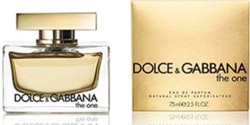 Over 40% Off Dolce & Gabbana Women's Perfume + Free Sampler Set & More