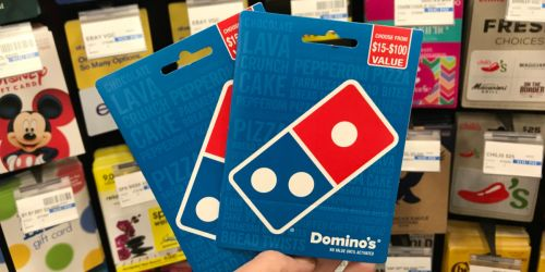 15% Off Gift Cards at Dollar General (Domino's, IHOP, Chili's & More)