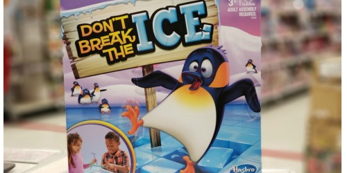 Amazon: Don't Break The Ice Game Only $8.81 (Regularly $15)