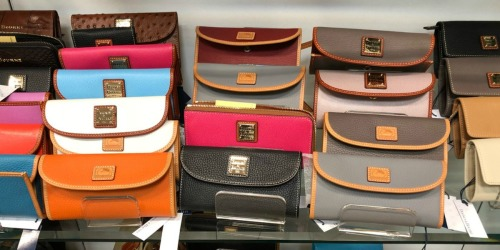 Up to 60% Off Dooney & Bourke Wallets & Handbags + Free Shipping