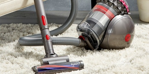 Dyson Multi-Floor Canister Vacuum Only $199.99 Shipped (Regularly $430)