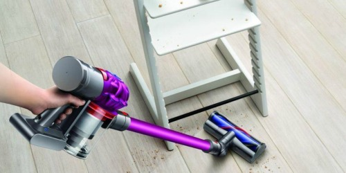 Dyson Refurbished Cordless Vacuum Only $154.99 Shipped (Regularly $400)