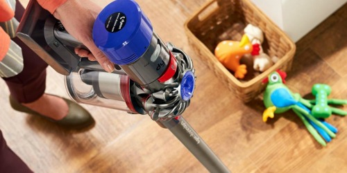 Dyson V8 Animal Pro Cordless Vacuum w/ Tools as Low as $289.99 Shipped (Regularly $400)