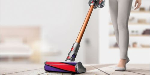 Dyson Cyclone V10 Cordless Animal Vacuum Only $399.99 Shipped on BestBuy.com (Regularly $550)