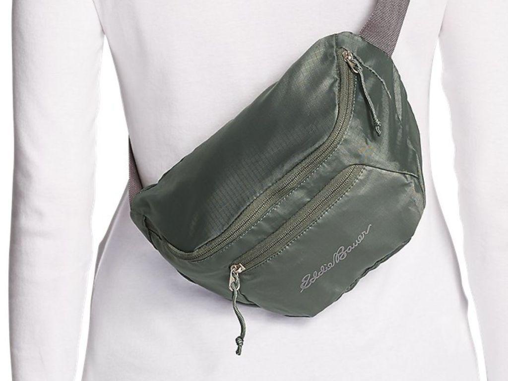 Eddie Bauer Stowaway Packable Waistpack (1)