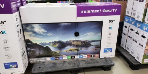 Up to 55% Off Roku Smart TVs at Walmart (In-Store & Online)