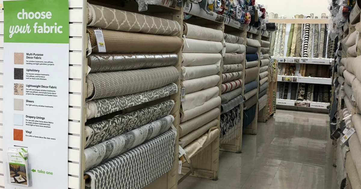 80% Off Quilter's Showcase Fabrics at JOANN Stores (In-Store & Online)