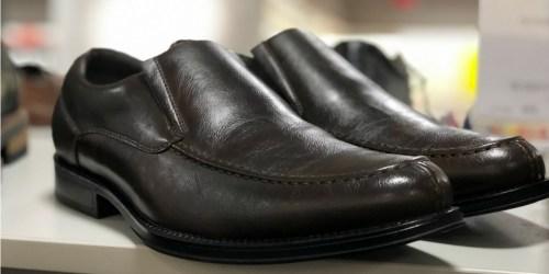 JF J. Ferrar Men's Dress Shoes Only $20.99 at JCPenney (Regularly $60)