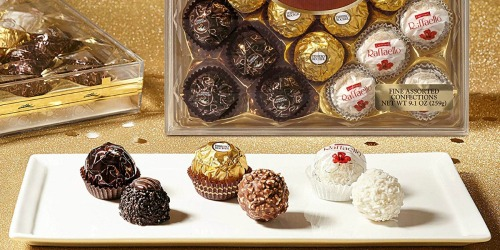 Ferrero Rocher Chocolate 24-Pack Only $8.92 on Amazon | Sweet Gift Idea