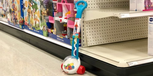 Fisher-Price Corn Popper Just $5.77 w/ Free Target Order Pickup & More Baby Toy Deals