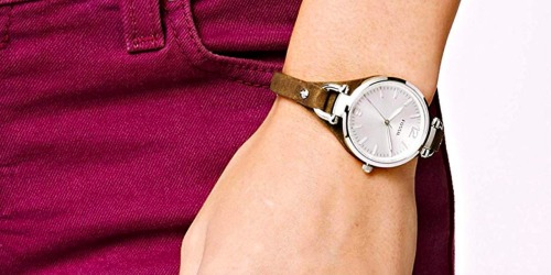 Amazon: Up to 65% Off Fossil Watches + FREE Shipping