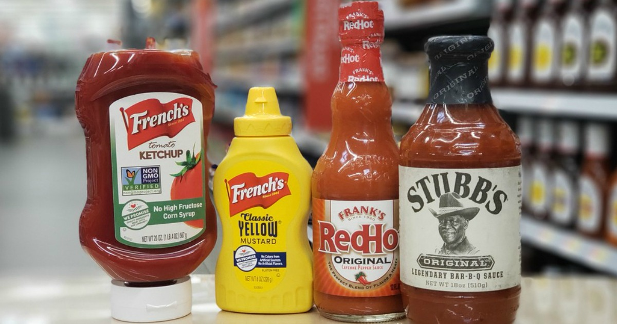 Rare $2 Off $6 French's, Frank's RedHot or Stubb's BBQ Purchase Coupon