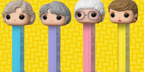 Golden Girls Funko POP! PEZ Candy Dispensers as Low as $4