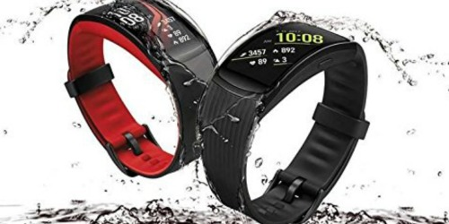 Samsung Gear Fit2 Pro Fitness Smartwatch Just $79.99 Shipped (Regularly $200)