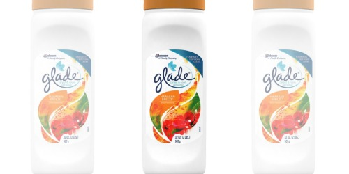 Walgreens: TWO Glade Hawaiian Breeze Carpet & Room Refreshers Only $1.38 (Just 69¢ Each)