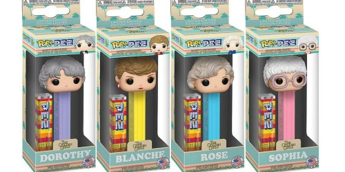 Golden Girls Funko POP! PEZ Dispensers as Low as $4