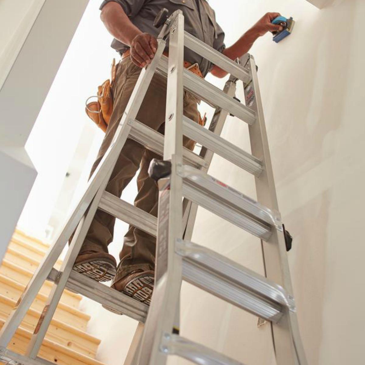 Gorilla 18 Ladder Only 89 88 On Home Depot Regularly 159