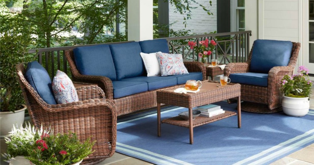 Astonishing Up To 40 Off Wicker Outdoor Furniture At Home Depot Forskolin Free Trial Chair Design Images Forskolin Free Trialorg