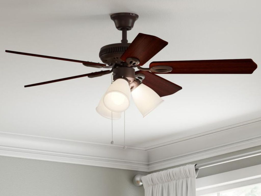 Up To 50 Off Ceiling Fans Free Shipping At Home Depot
