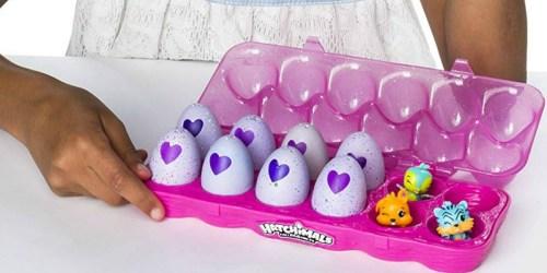 Hatchimals Colleggtibles 12-Pack Egg Carton Only 99¢ at GameStop (Regularly $20)