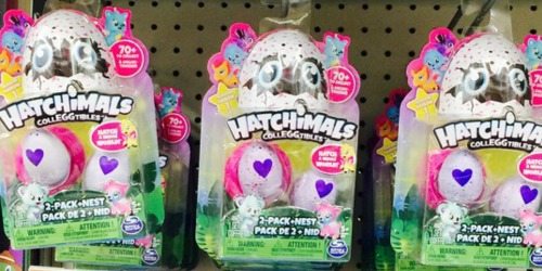 Up to 70% Off Hatchimals CollEGGtibles Blind Boxes at Best Buy