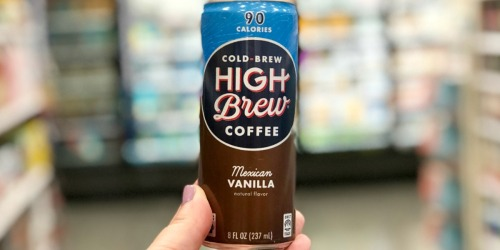 Free High Brew Cold Brew Coffee Printable Coupon