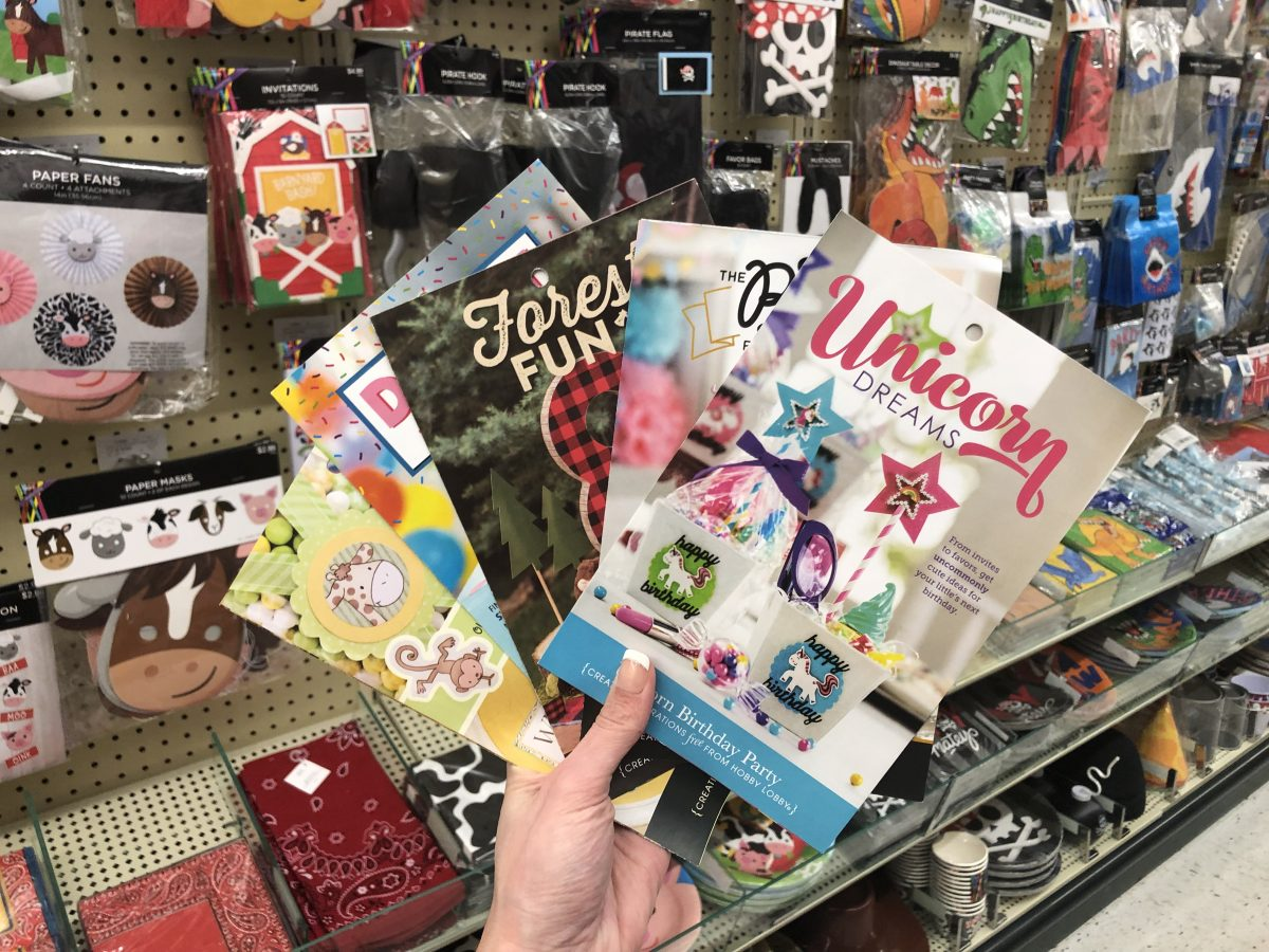 Party On With Our Favorite Party Supplies At Hobby Lobby