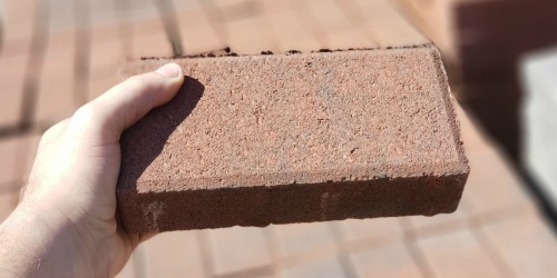 Paver Bricks Only 25¢ at Lowe's