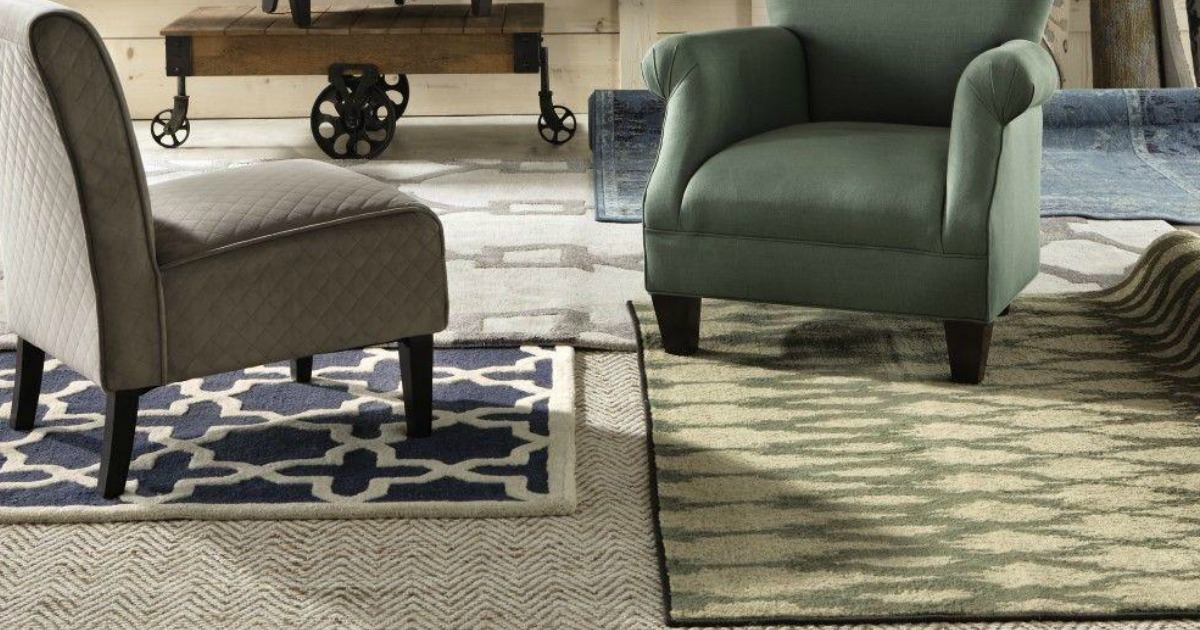 Up to 80% Off Area Rugs + Free Shipping at Home Depot ...