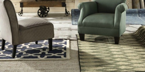 Up to 80% Off Area Rugs & Runners at Home Depot