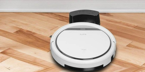 Amazon: Pro Robotic Vacuum Only $128 Shipped