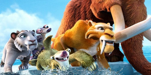 Ice Age: 5 Movie Blu-ray Collection Only $19.95 (Regularly $40)