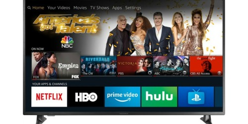 55″ Insignia 4K UHD Fire TV Only $249.99 Shipped at Best Buy (Regularly $430)