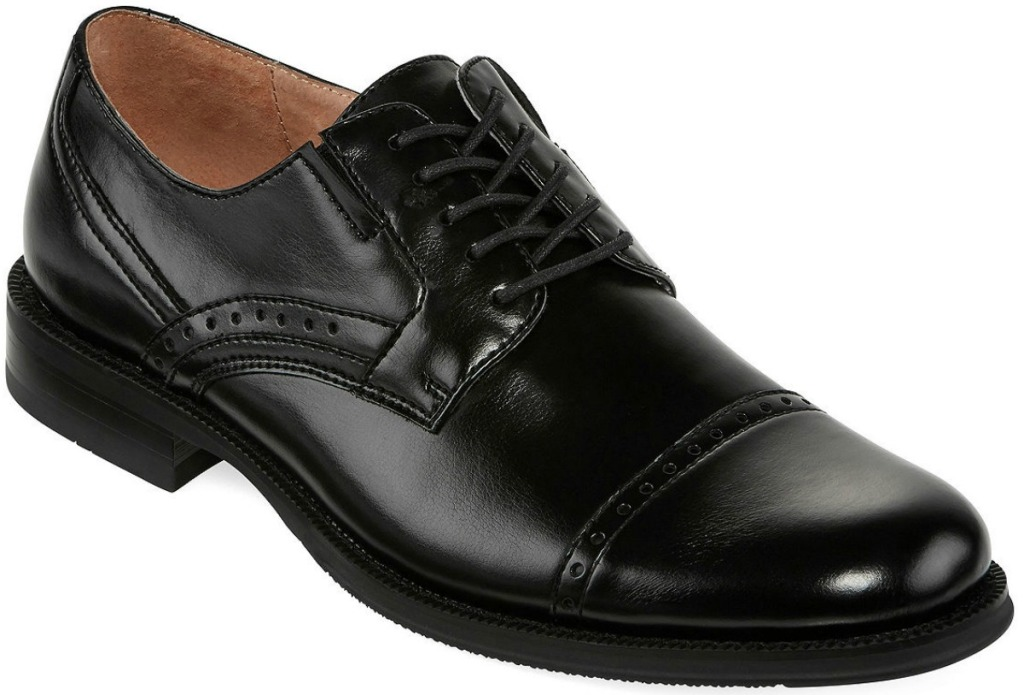 a1f1680fba6f JF J. Ferrar Men s Dress Shoes Only  20.99 at JCPenney (Regularly  60)