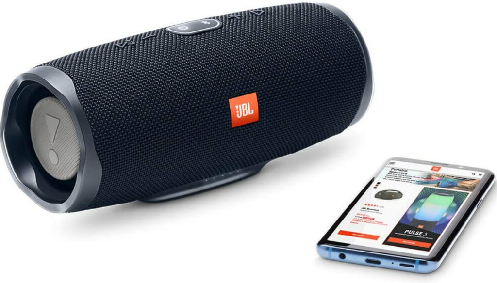 Jbl Charge 4 Portable Bluetooth Speaker Only 99 99 Shipped Regularly 150 Hip2save