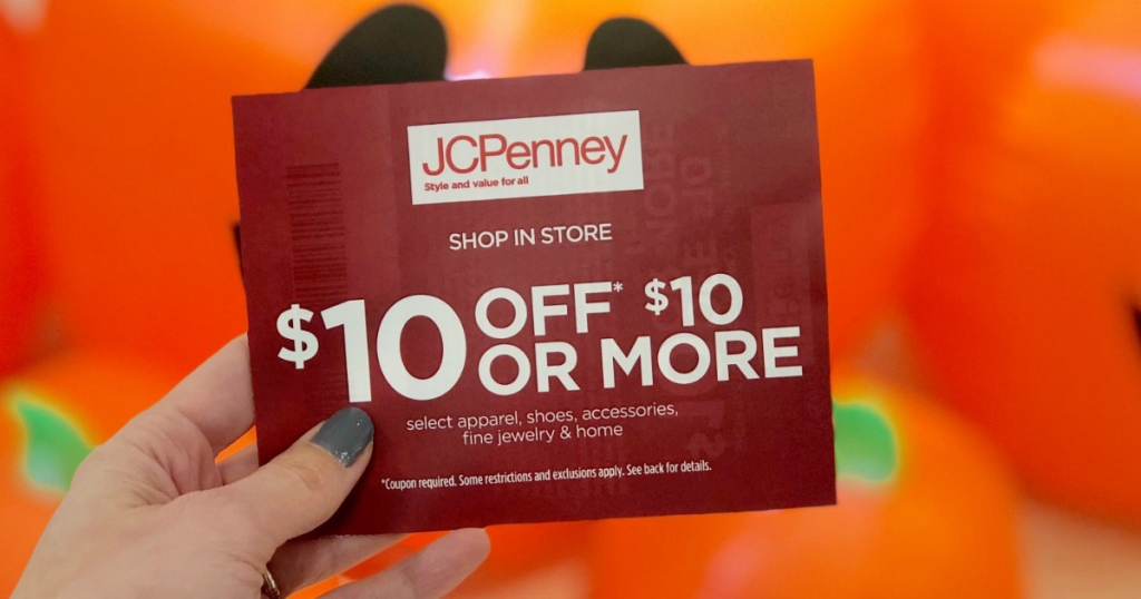 a2669dc5f JCPenney Coupon Giveaway is April 13th! Score  10