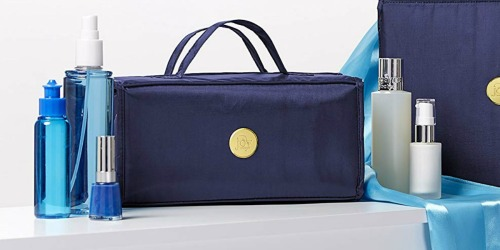 Joy Mangano Travel/Hanging Beauty Case Only $12 Shipped