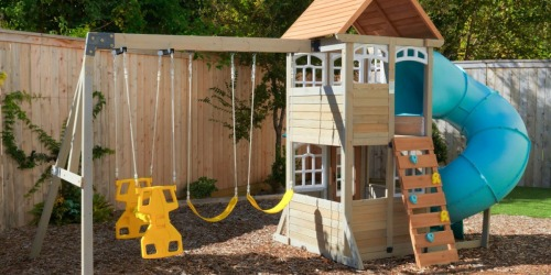 25% Off Outdoor Toys & Swingsets at Target.com