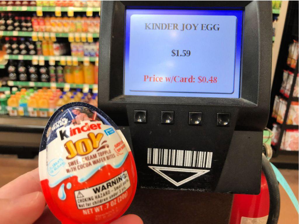 FREE Kinder Joy Eggs at Kroger After Cash Back - Hip2Save